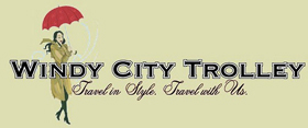 Windy City Trolley Logo